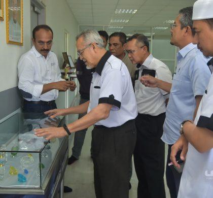 Pengeluaran Silika Di Terengganu Cecah 500,000 Tan Metrik Sejak 2017